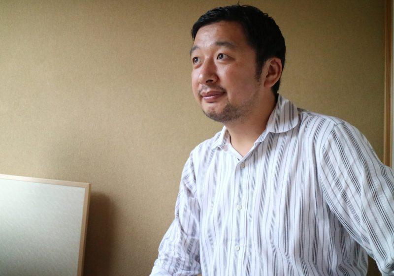 多田邸のリフォームの設計をした建築家、丸山 弾さん